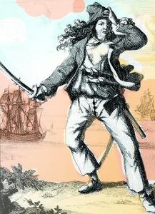 Mary Reed 1690-1721